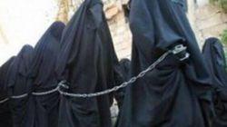 Le schiave del Califfato: vendute al mercato per 5