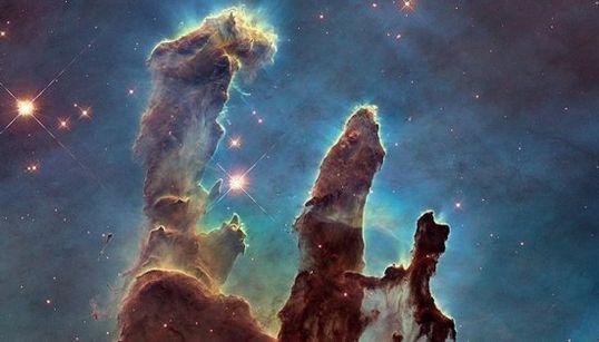 I Pilastri della Creazione, più belli di 20 anni