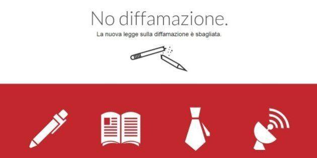 #NoDiffamazione. Da Gabanelli e Travaglio a Rodotà, giornalisti e società civile contro la riforma della