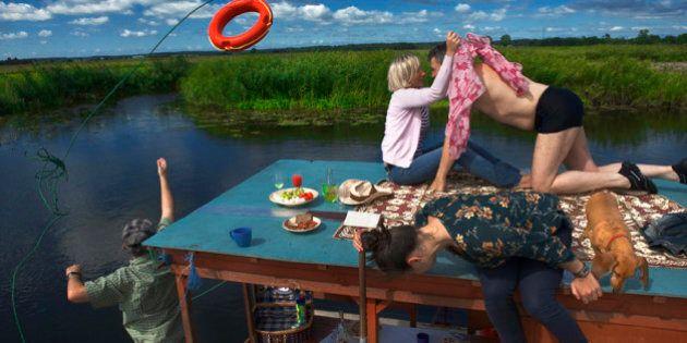 Cortona On The Move: il festival di fotografia documentaria. Sguardi e scorci provenienti da tutto il...