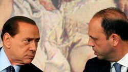 Alfano a Berlusconi: