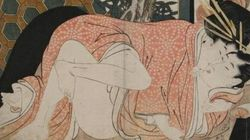 Shunga. L'erotismo giapponese in mostra a Londra (FOTO,