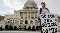 Si ferma anche il sito della Casa Bianca. 800 mila persone a casa