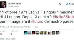 Dopo John Lennon, Italia 5
