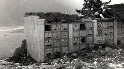 Vajont: 50 anni fa la tragedia (FOTO, VIDEO,
