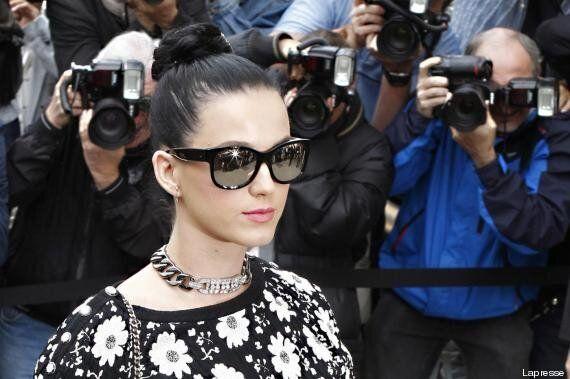 Settimana della moda Parigi 2013: Chanel in passerella. Kate Perry e Rita Ora alla sfilata