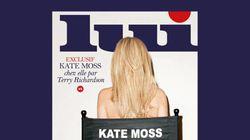 Sempre Kate Moss...