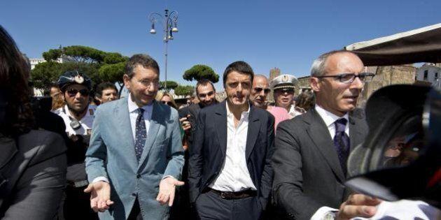 Matteo Renzi salva Roma, ma commissaria Ignazio Marino. Nuovo decreto per evitare il default, ma...