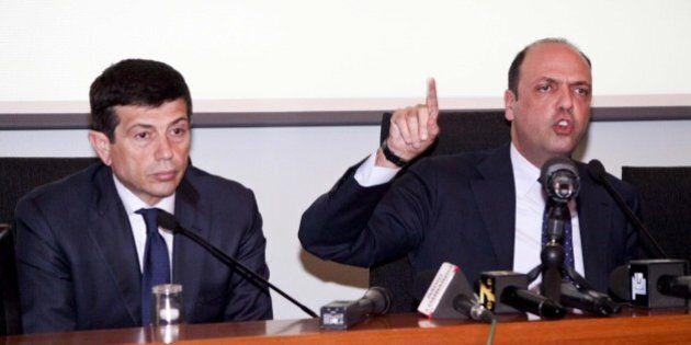 Angelino Alfano difende Maurizio Lupi: