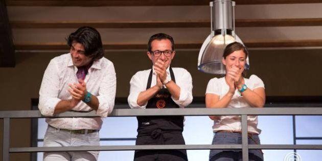 Masterchef 3 la semifinale: eliminato Salvatore. I tre finalisti sono Enrica, Federico e Almo. Chi