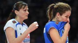 Mondiali di pallavolo femminile. Le Azzurre sconfitte dalla Cina in