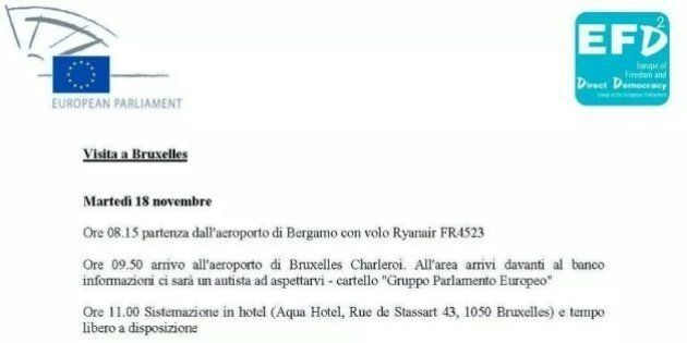 Bruxelles, amici e conoscenti del M5s all'Europarlamento a spese dei contribuenti (in hotel da 150 euro...