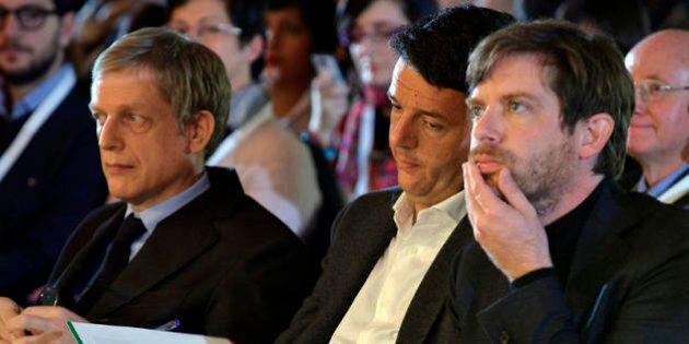 Primarie Pd: Renzi sceglie Napoli, Cuperlo tv e radio, Civati ospite da Santoro. L'agenda di Giovedì...
