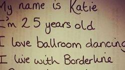 Katy ha 25 anni, ama danzare e soffre di disturbo della