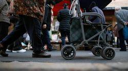 Un pensionato su due sotto i 1000 euro al mese. Boom delle pensioni di invalidità: