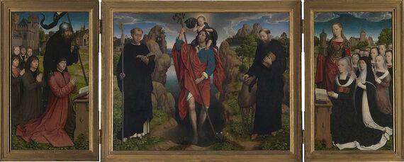 A Roma arriva Memling, maestro del Rinascimento