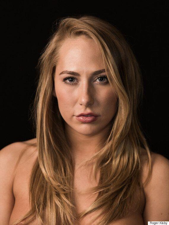 Questi impressionanti foto ritratti di pornostar mostrano gli attori hard sotto una luce diversa