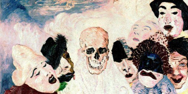 L\'arte degenerata secondo Hitler, Chagall, Picasso, Ensor, Kokoshka ...