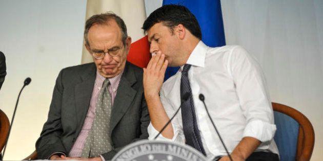 Salva-Silvio. Matteo Renzi ancora nella bufera. Il premier convoca Padoan a Palazzo