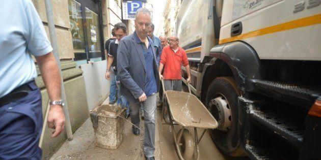 Alluvione Genova, Marco Doria: