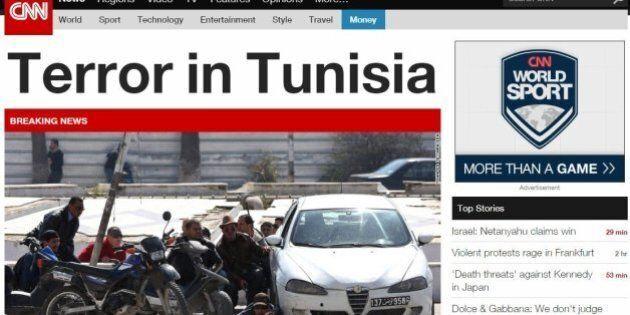 Attentato al Museo del Bardo: la notizia del massacro terrorista in Tunisia sulle pagine dei giornali...