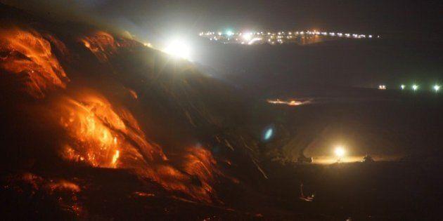 Incendio fuori controllo ad Hazelwood, Australia. Le foto spettacolari del muro di fiamme