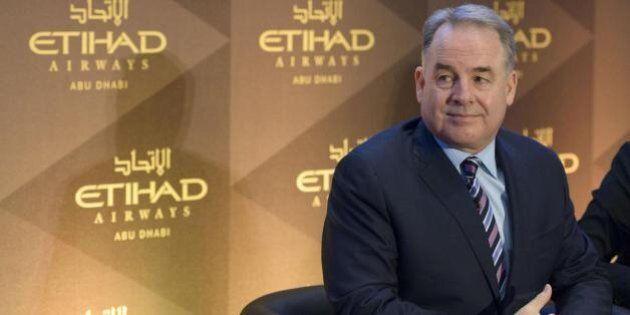 James Hogan, chi è l'emiro d'Australia che con Etihad vuol far rinascere