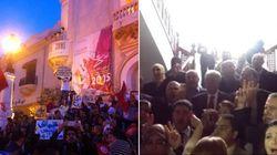 LA TUNISIA MANIFESTA CONTRO I TERRORISTI: