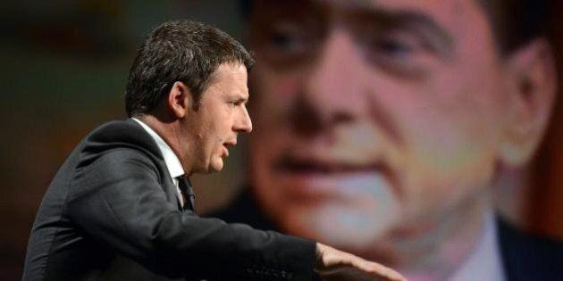 Salva-Silvio, Matteo Renzi scarica la minoranza Pd e sceglie Berlusconi: rivedo la norma a