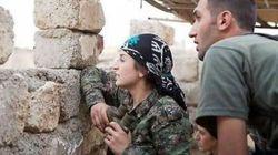 Una donna comanda i curdi a Kobane contro lo stato