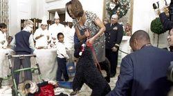 Altro che Dudù. Guardate che combina Sunny, il nuovo cane degli Obama...(FOTO,