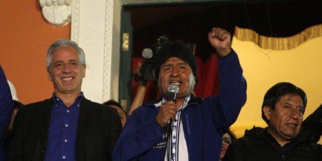 Bolivia, Evo Morales vince le elezioni con il 60% dei voti. È il terzo mandato per il primo presidente