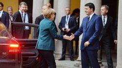 Italia e Germania da record sulla