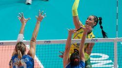 Per un soffio l'Italia non ce la fa, quarto posto per le Azzurre ai mondiali di pallavolo