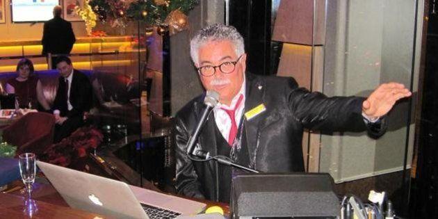 Antonello Tonna, pianista Costa Concordia: