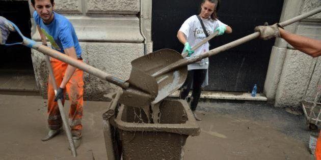 Genova teme nuove alluvioni. Il meteo: