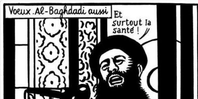 Attentato a Charlie Hebdo, poco prima dell'attacco la vignetta satirica su Al-Baghdadi pubblicata su...