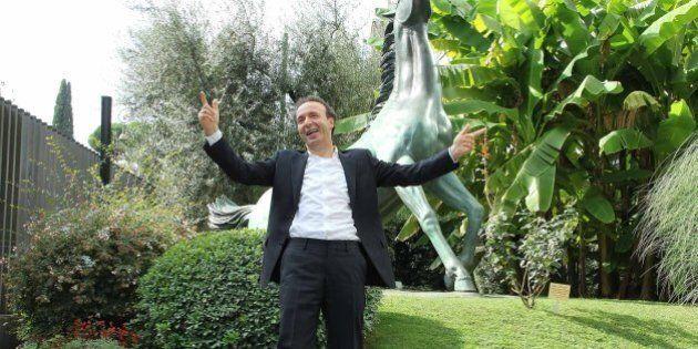 Roberto Benigni prepara il nuovo film: