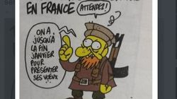 L'incredibile vignetta premonitrice di Charb (che è stato