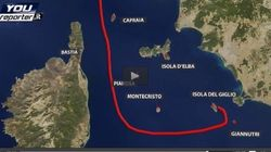 Costa Concordia,