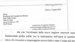 Quella lettera delle imprese a Renzi: