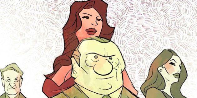 Ruby e Silvio Berlusconi: la graphic novel su Arcore. Un libro a fumetti, racconta inchiesta e processo