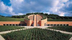 Toscana wine architecture: il piacere di gustare un bicchiere di vino toscano in una cantina di