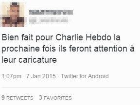 Charlie Hebdo, sui social network i