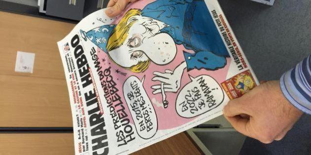 Charlie Hebdo, attentato alla redazione. Blog Beppe Grillo: