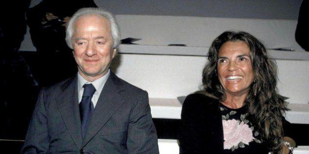 Nicoletta Zampillo, moglie di Leonardo Del Vecchio: