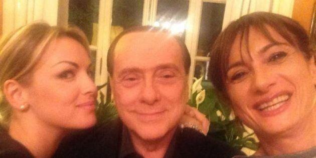 Vladimir Luxuria, Silvio Berlusconi e Francesca Pascale a cena insieme per i diritti gay: