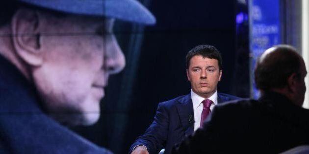 Salva Silvio, Matteo Renzi difende il lato oscuro del Nazareno e rivendica la manina: