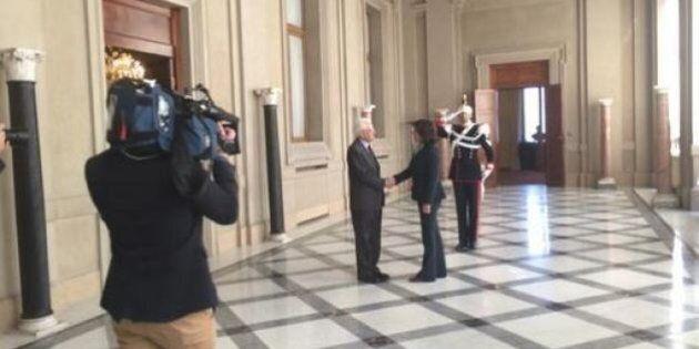 Cnn intervista Sergio Mattarella. Il capo dello Stato alla