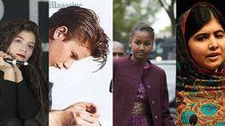 I 25 giovani più influenti del 2014, secondo il Time